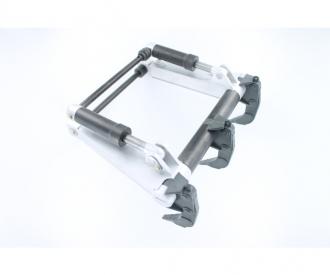 1:14 LR634 Heckaufreisser Aluminium