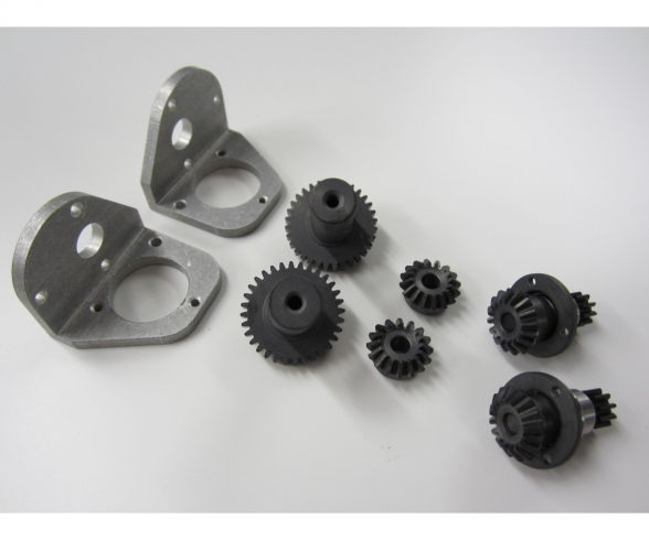 1:14 LR634 Getriebe-Antriebs-Satz