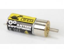 1:14 LR634 Getriebemotor Kippsp./Heckauf
