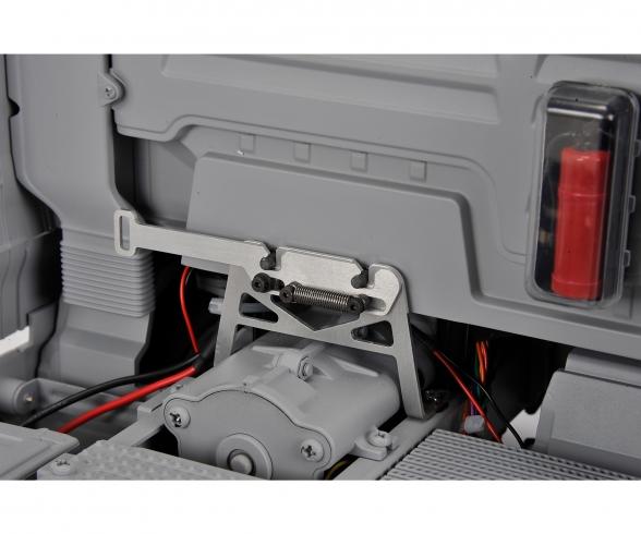 1:14 Alum. Driver Cab locking device