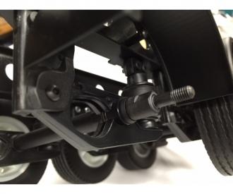 1:14 Wheel axle-Set for Carson Trailer