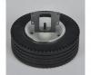 1:14 Spare wheel mount (1pieced) Steel
