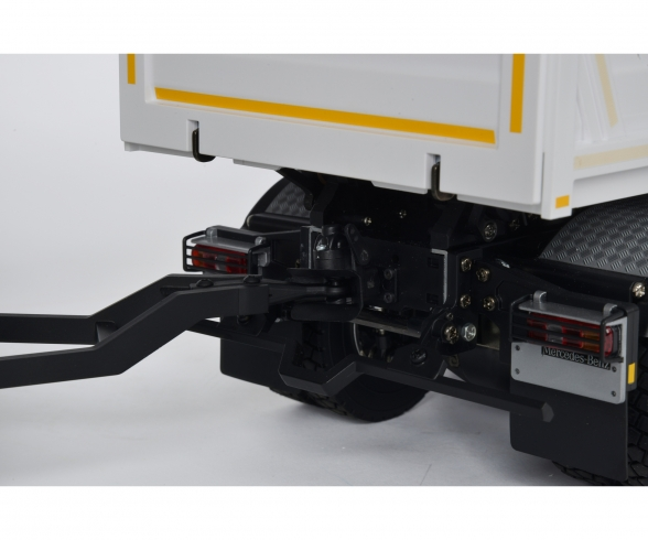 1:14 Trailer hitch with Pole RC/Mech.