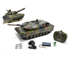 1:16 Leopard 2A6, 2,4 GHz 100% RTR