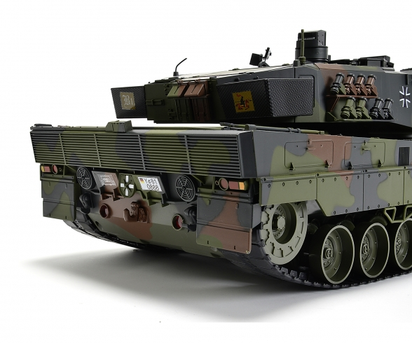 1:16 Leopard 2A5, 27 MHz, 100% RTR