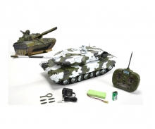 1:16 Leopard 2A6, 27 MHz, 100% RTR