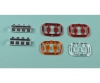 1:14 4-section (2) Trailer Taillight