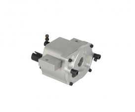 1:14 Alum. 2-Speed shift gearbox Compact