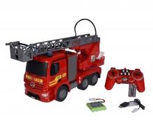 1:20 Voiture de pompiers 2.4G 100% RTR