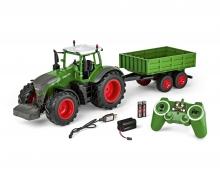1:16 RC Tracteur avec remorque 100% RTR