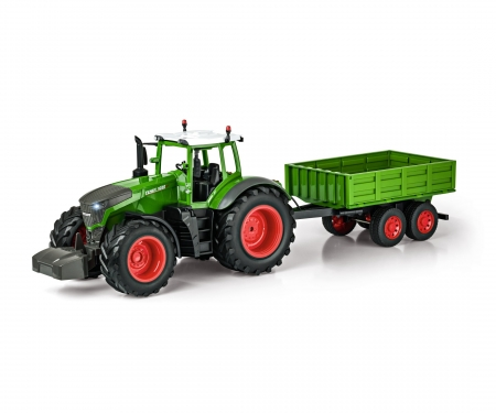 1:16 RC Tractor with Trailer 100% RTR