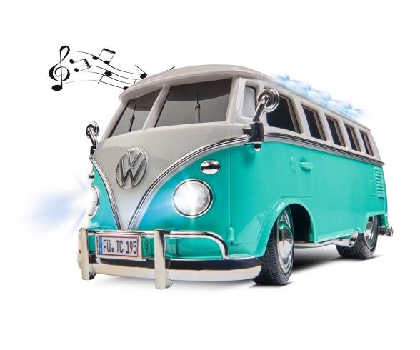 1:14 VW T1 Samba Bus 100% RTR turquoise