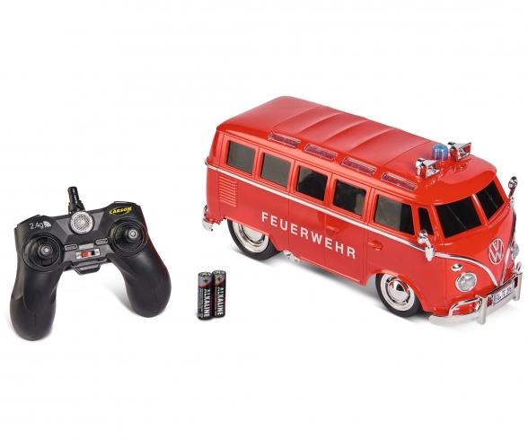 1:14 VW T1 Samba Bus Feuerwehr 100% RTR