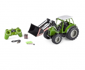 1:16 RC Tractor w. front loader 2.4G 100%