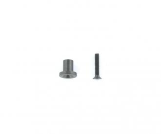 1:14 King Pin Steel fit. Tamiya