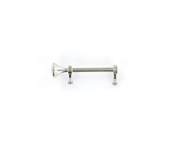 1:14 Metal Air horn 42mm (1) nickel pl.