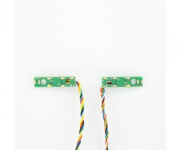 1:14 7,2V 6-Kammer LED-Platine Uni