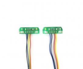 1:14 7,2V 7-Kammer LED-Platine Uni
