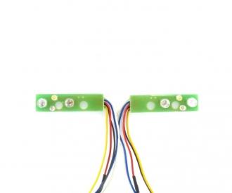 1:14 7,2V MAN LED-Rücklichtplatine