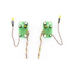 1:14 7,2V MAN LED-Scheinwerferplatine