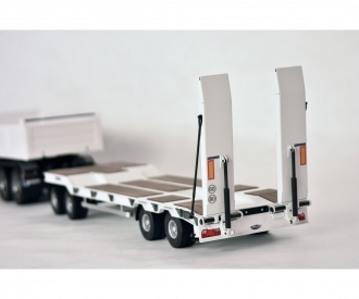 1:14 Goldhofer TU4 Lowloader-Trailer 4Ax