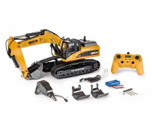 1:14 Metal Excavator 23CH RTR