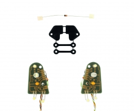 1:14 7,2/12V LED-PCB Headlight VolvoFH16
