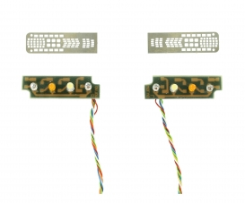 1:14 7,2/12V LED-PCB Taillight VolvoFH16
