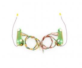 1:14 7,2V LED-PCB MB Headlight
