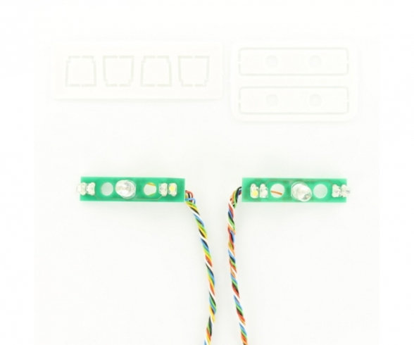 1:14 7,2V LED-PCB Scania Taillight