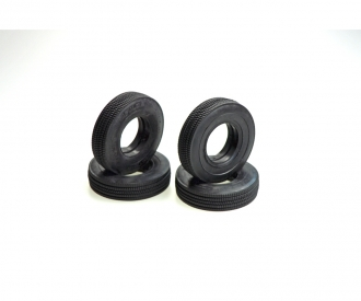 1:14 Lowloader Tire-set (4)