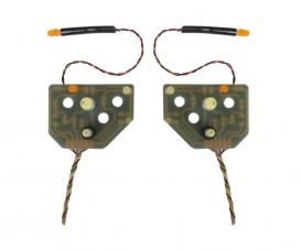 1:14 12V Arocs LED-Scheinwerferplatine