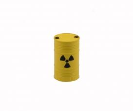 1:14 Alum. Barrel Atom yell. Powd.-coat.