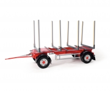 1:14 2-axle stanchion-trailer Riedler