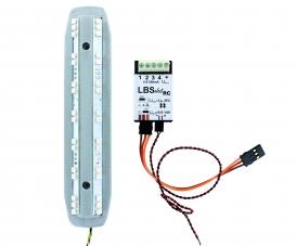 1:14 7,2/12V Beacon Light bar Set FH16