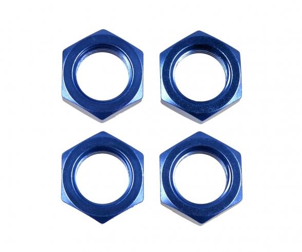 1:8 écrou de roue M12x1,25, (4)