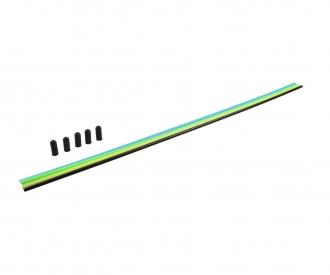 Antennenröhrchen Neon 4 St.