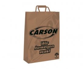 Carson Papiertüte 22x10x28 klein
