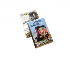 TAMIYA/CARSON Truck Workbook 2020 DE
