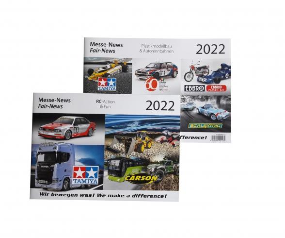 TAMIYA-CARSON Toy Fair News 2021 DE/EN
