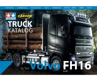 Truck-Catalogue 2019 TAMIYA/CARS. DE/EN