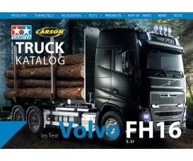 Truck-Katalog Vol.3 TAMIYA/CARS. DE/EN