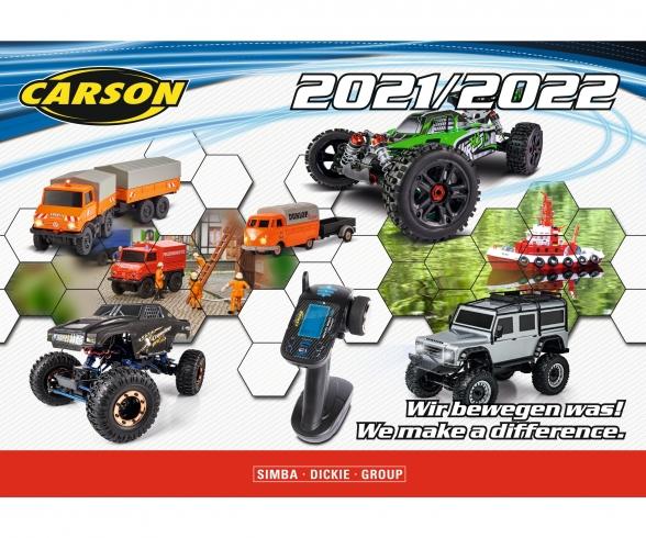 CARSON Katalog DE/EN 2021