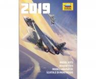 ZVEZDA catalogue static models 2019 EN