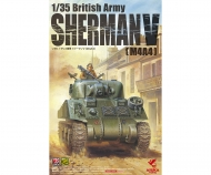 1:35 British Army SHERMAN 5 M4A4