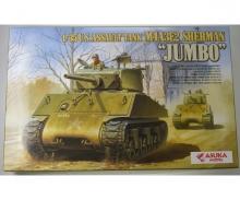 """1:35 US M4A3E2 SHERMAN """"Jumbo"""""""
