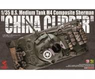 1:35 US SHERMAN M4 Com. China Clipper
