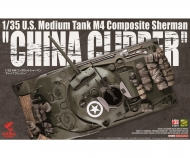 1:35 US SHERMAN M4 Com. China Clipper