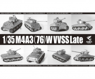 1:35 M4A3(76)W VVSS Late