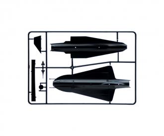 1:72 SR-71 Blackbird